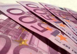 سقوط قیمت یورو