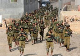 اقدام تحریک آمیز اسرائیل در جولان