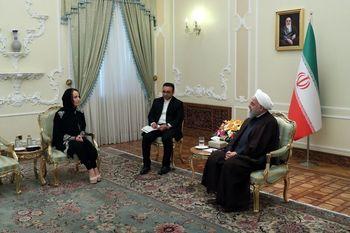 انتقاد حسن روحانی از قلدرمآبی دولتمردان آمریکا