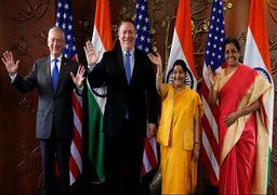 آمریکا در حال تلاش برای ترغیب هند به توقف خرید نفت از ایران
