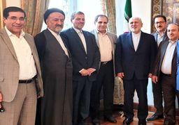 حمایت جمعی از مدیران مسئول روزنامهها از محمدجواد ظریف