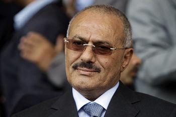 دفن شبانه جسد علی عبدالله صالح