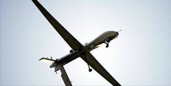 حمله پهپادی به یک فرودگاه در عربستان