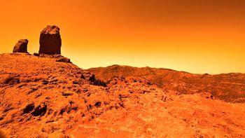 نشانههای حیات در مریخ رویت شد
