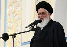 علمالهدی: بیشتر چالش های کشور نشأت گرفته از شهر مشهد است/ بیشتر اطلاعات را از مشهد به آمدنیوز میدادند