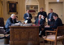 توصیف جالب نیویورکتایمز از اطرافیان ترامپ در کاخ سفید