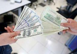 «مقاومت دلار» شکست /4 ضلعی افت دلار