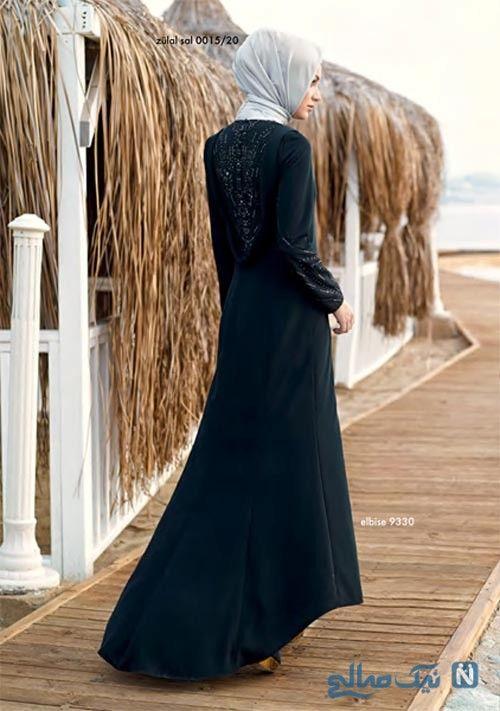 مدل مانتوهای لبنانی