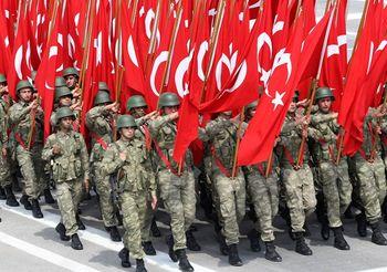 5 هزار نظامی ترکیه در راه قطر