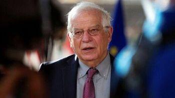 تلاش اتحادیه اروپا برای افزایش روابط تجاری با ایران ؟