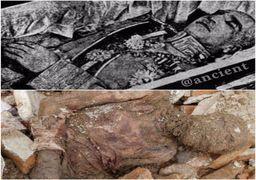 آیا مومیایی آستان حضرت عبدالعظیم جسد رضاشاه است؟+عکس