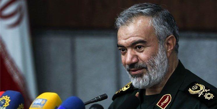 سردار فدوی: ماموریتهای اطلاعات سپاه با ساختار و بنیه جدید بیشتر شده است