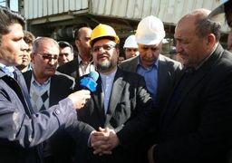 وزیر صنعت، معدن و تجارت:فعالیت های معدنی را بارعایت مسائل زیست محیطی گسترش می دهیم