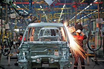 روند افزایشی تولید روزانه خودرو