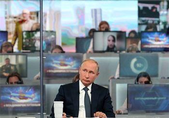 مگر روسیه نباشد که آمریکا پلیس اقتصاد جهان شود!