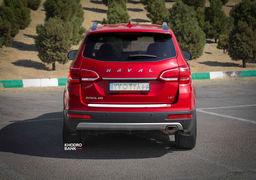 تست و بررسی  خودرو چینی ناشناخته در بازار ایران +عکس