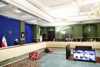 روحانی اعتراف کرد  /افتتاح در بخش پتروشیمی با سرمایه گذاری فرهنگیان