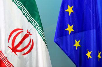 اروپا تسویه حساب با ایران به جای دلار به یورو را مشروط پذیرفت