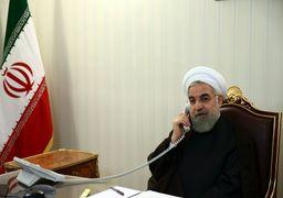 گفتوگوی تلفنی حسن روحانی با عمران خان
