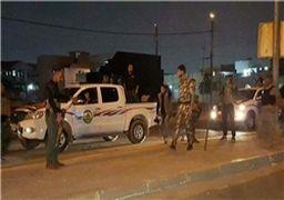 انفجار در شهر کرکوک عراق