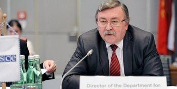 اظهارنظر اولیانوف درباره راستیآزمایی در ایران در آژانس هستهای
