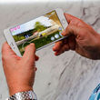 ۹۲ درصد تهرانیها با موبایل بازی میکنند