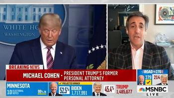 پیشبینی وکیل سابق ترامپ از فرار رئیسجمهور از کاخ سفید