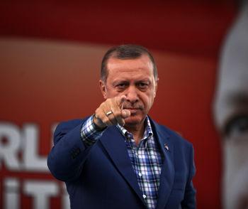 اردوغان بولتون را به دیدار نپذیرفت