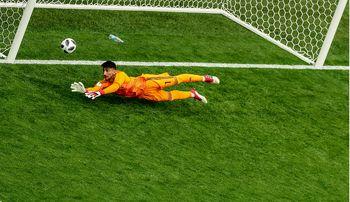 اشاره دوباره فیفا به گلی که بیرانوند در جام جهانی خورد