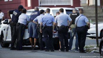 تیراندازی در شهر فیلادلفیا چندین مجروح بر جای گذاشت