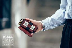 کیف پولی هوشمندی که قابل ردیابی است + فیلم