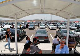 سهم ناچیز بخش خصوصی از بازار خودرو + آمار