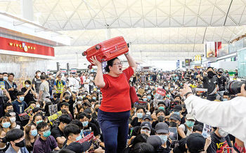 گمانهزنیها درباره آینده هنگکنگ؛ انقلاب یااشغال نظامی؟