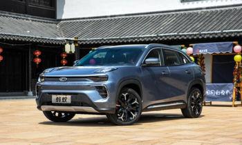 تصاویری جذاب از خودرو جدید و لوکس شرکت چری+ مشخصات فنی