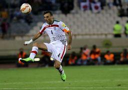 خداحافظی سیدجلال حسینی از تیم ملی
