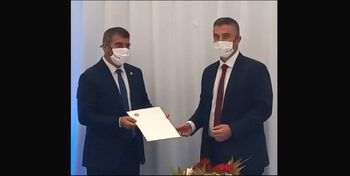 درخواست رسمی امارات برای افتتاح سفارت در تلآویو
