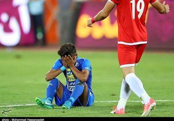 محکومیت در دادگاه، عامل مصدومیت فوتبالیست ایرانی !