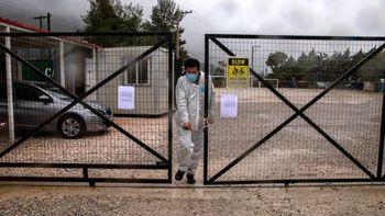 مرگ اولین پناهجو در یونان بر اثر کرونا