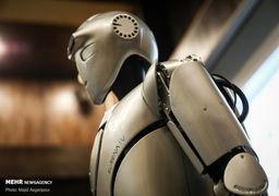 ساخت غول پیکر ترین ربات جهان +عکس