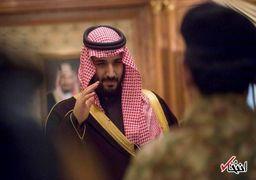 محمد بن سلمان : با ایران در شرایط جنگ قرار داریم