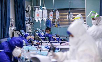 خبر تلخ معاون سازمان نظام پزشکی؛ تکمیل ظرفیت ICUها/ به مرحله سخت انتخاب رسیدهایم