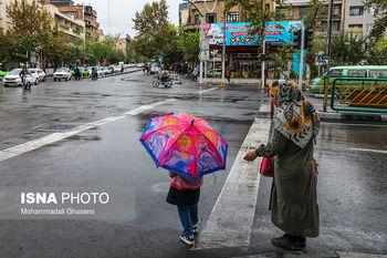 بارش باران فردا شب در پایتخت