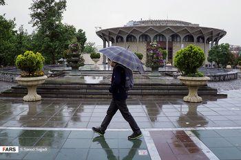 شهرهای کدام کشور بارانی می شود