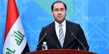 عراق: درخواستی برای انتقال سفارت آمریکا از بغداد دریافت نکردهایم