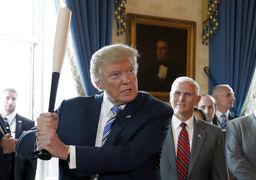 دونالد ترامپ تور «ساخت آمریکا» به راه انداخت + عکس