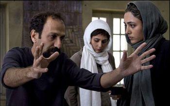 اتهام گل شیفته فراهانی به اصغر فرهادی + عکس
