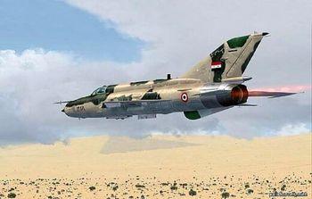 انبار مهمات جبههالنصره توسط جنگندههای سوری نابود شد