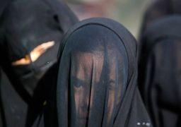 گردان زنان داعش چه می کند؟ + عکس