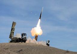 آزمایش موفق سامانه موشکی «تلاش» در رزمایش پدافند هوایی+تصویر