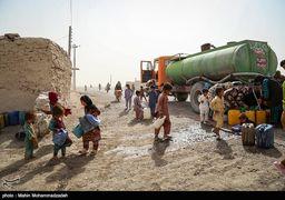 روستاهای هیرمند در بحران آب